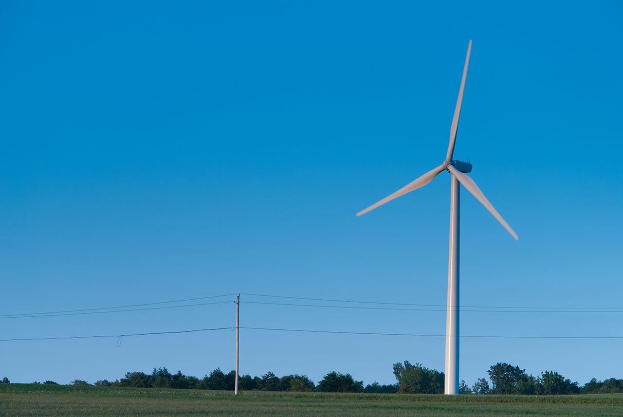Danmark sätter världsrekord i vindkraft