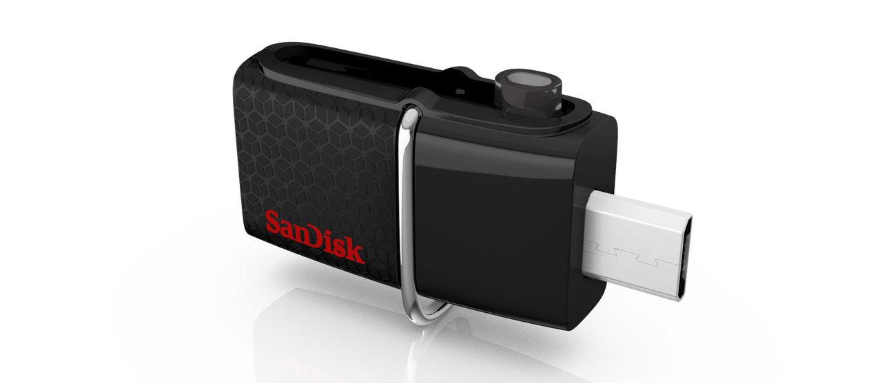 USB-minne till Androidtelefoner från SanDisk
