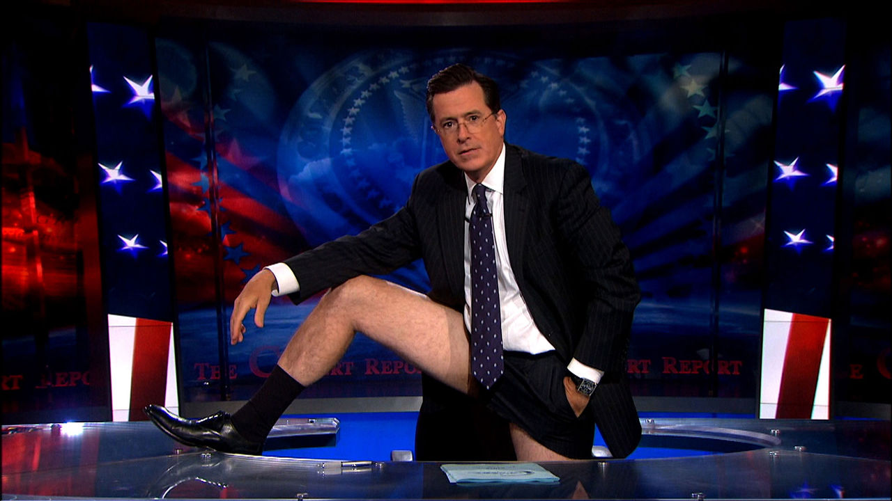 Stephen Colbert tar över Late Show 8 september