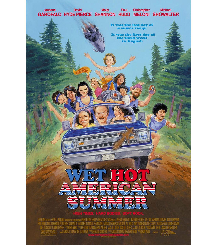 Wet Hot American Summer återupplivas