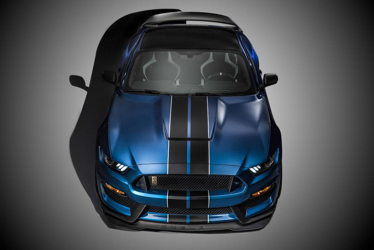 Mustang Shelby GT350R - Mussen för dig som vill köra bana