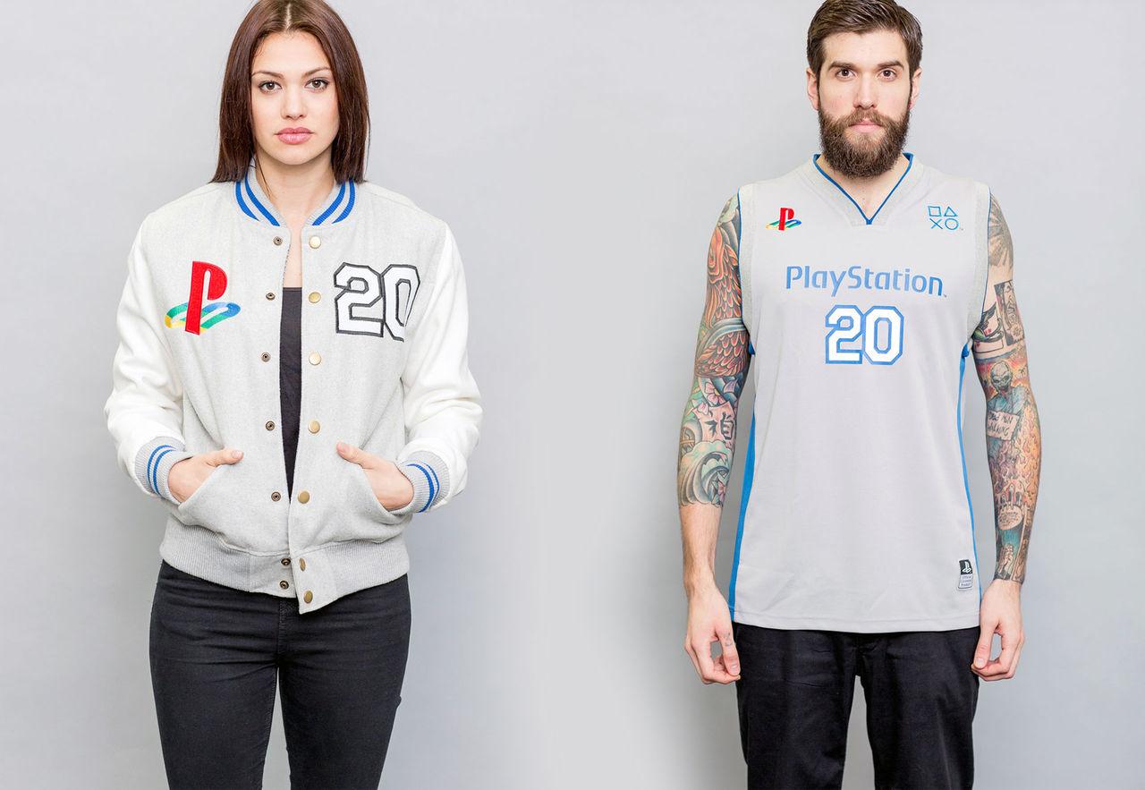 Kläderna för Playstationfantasten
