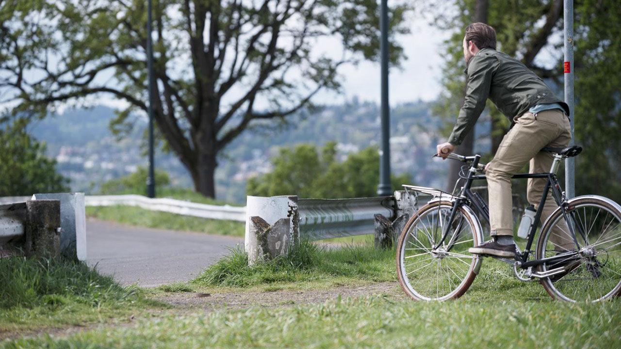 Levis visar varför man ska ha cykelkläder