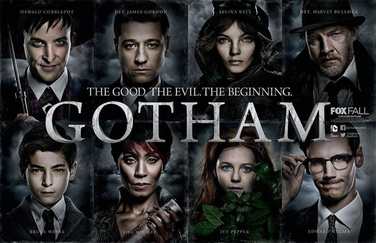 Gotham får en andra säsong