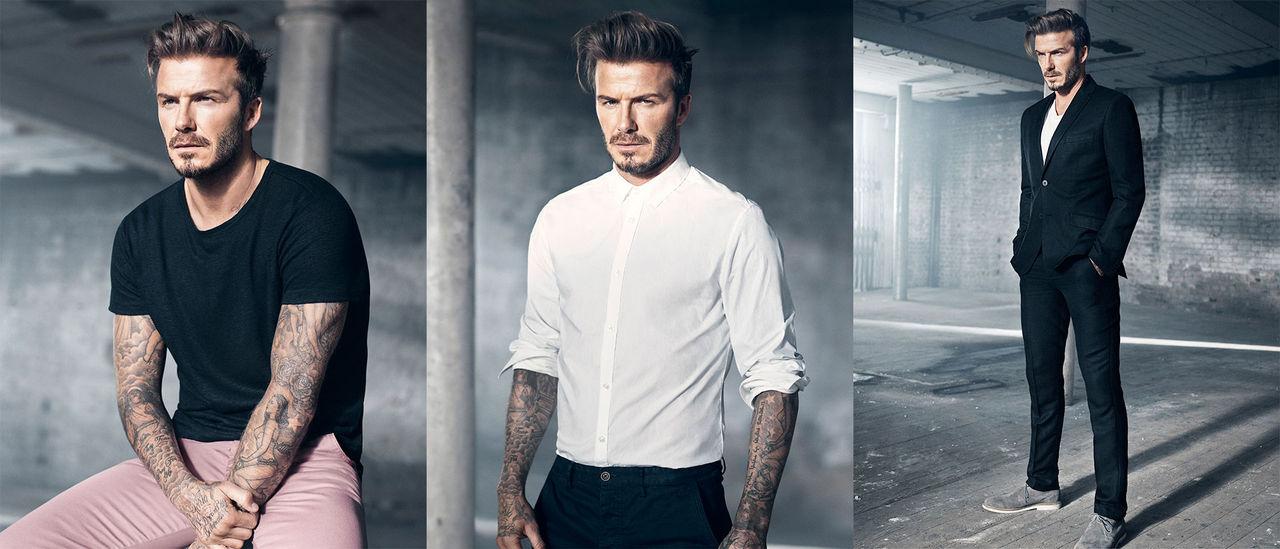 H&M utökar samarbetet med Beckham