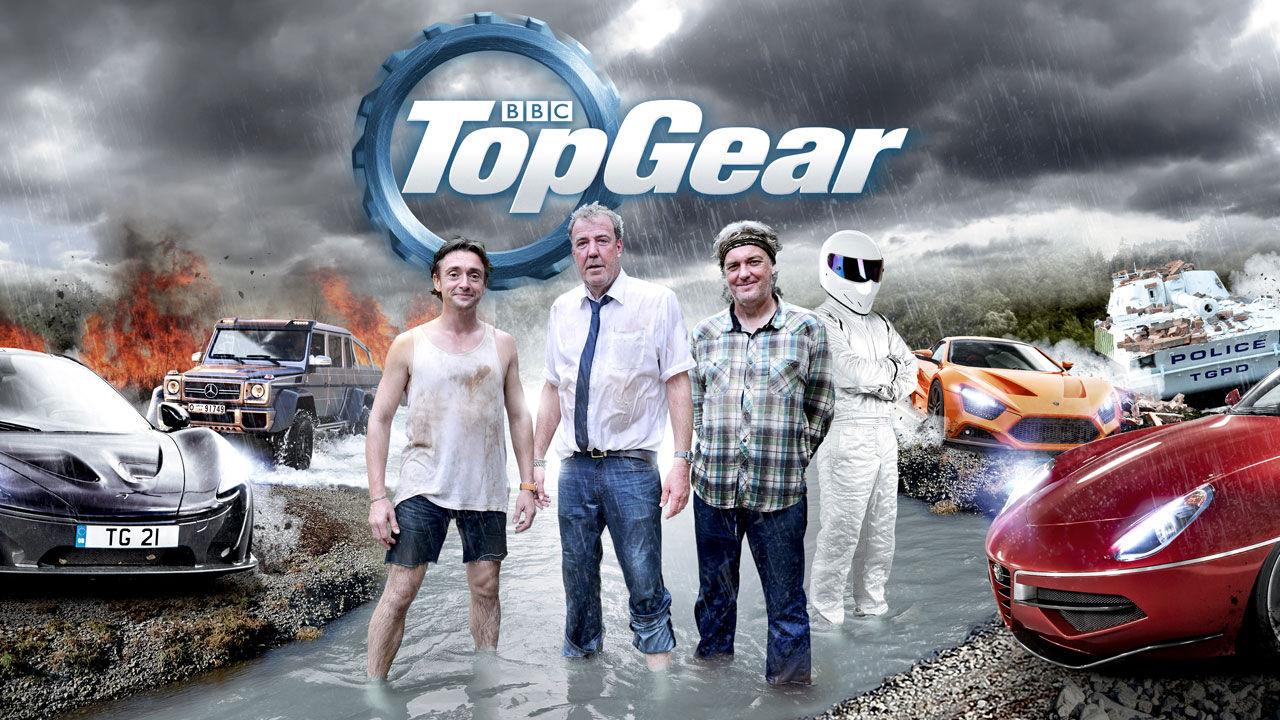Top Gear-gänget skriver kontrakt för ytterligare tre år