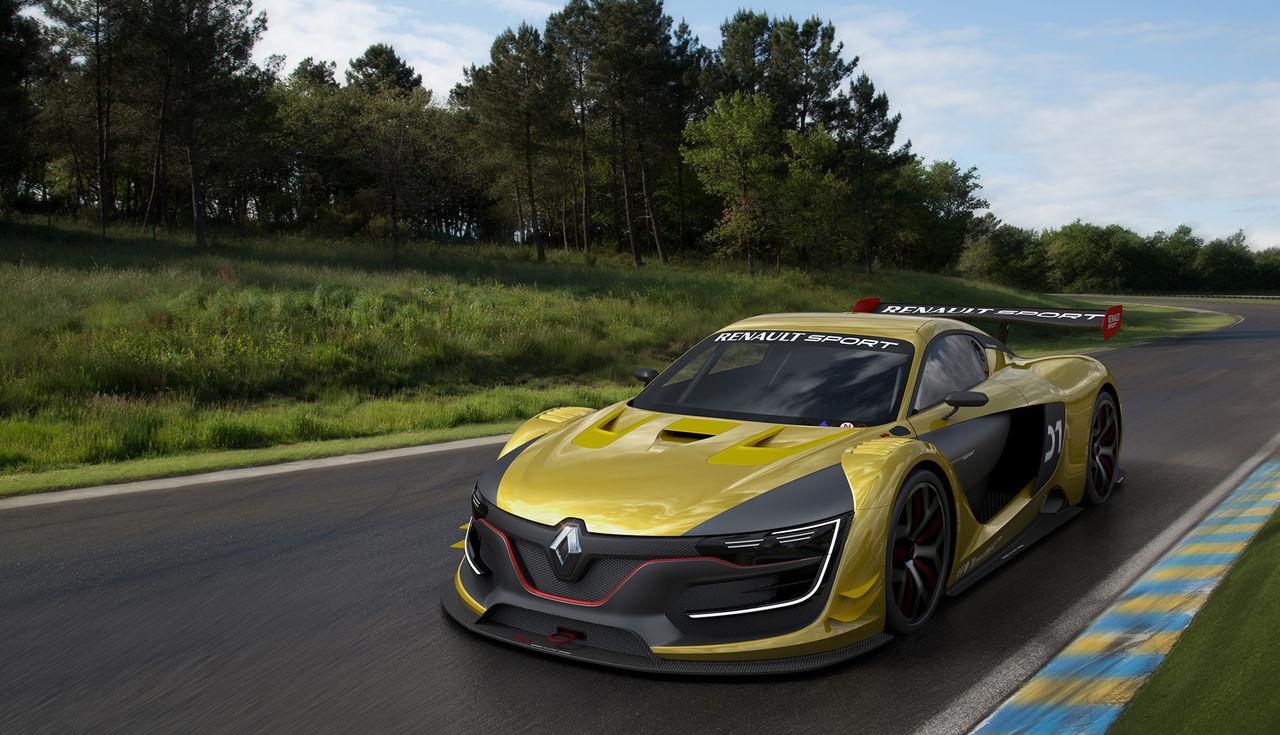 Renault Sport R.S. 01 är färdigutvecklad