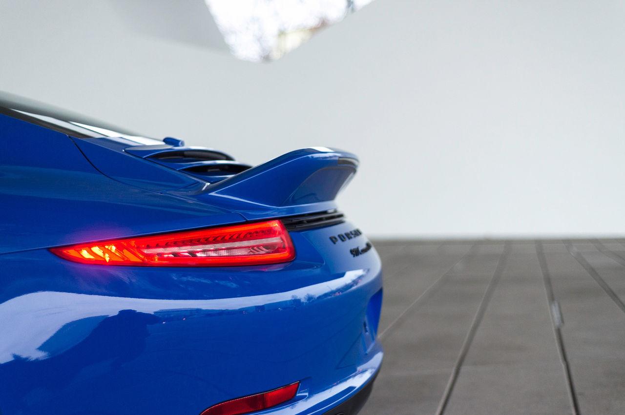 Special-Porsche för klubbmedlemmar