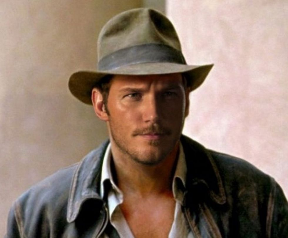 Disney vill ha Chris Pratt som Indiana Jones