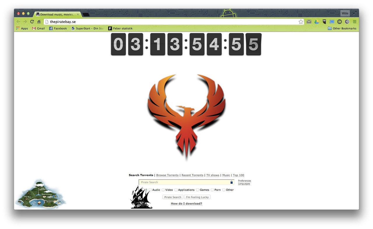 Öppen konflikt inom The Pirate Bay