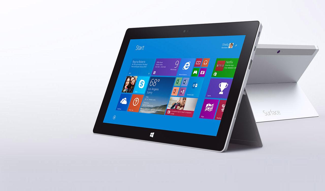 Microsoft slutar producera Surface 2