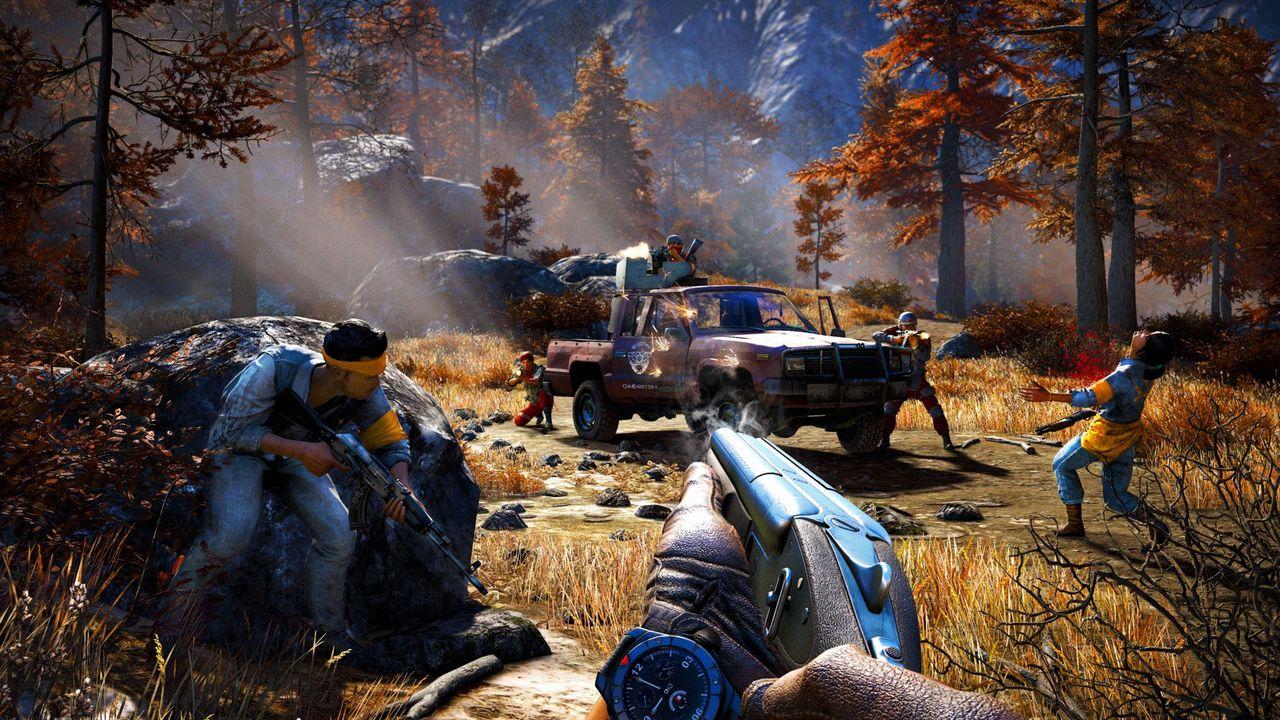 Spärrade Ubisoftspel var köpta via Origin