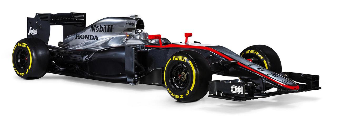 McLaren-Honda presenterar MP4-30 F1