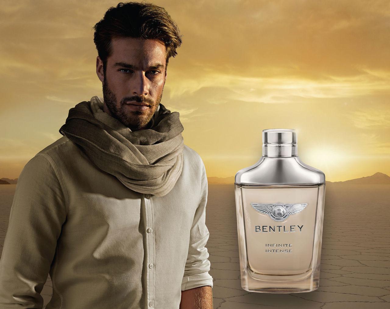 Ny parfym från Bentley