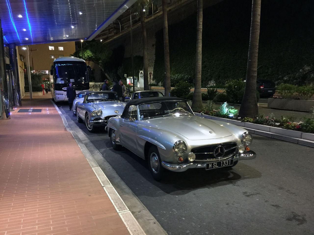 Finbilar i Monaco