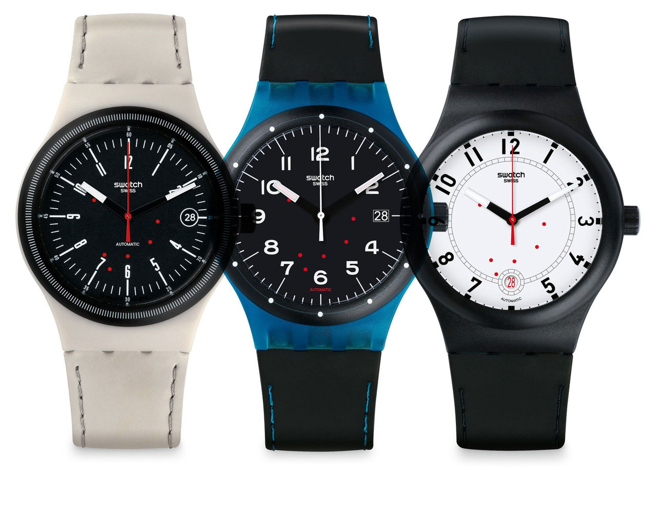 Swatch uppdaterar Sistem51