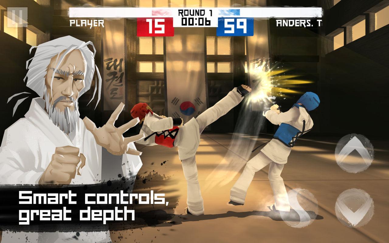 VD står för sparkarna i nytt Taekwondo-spel