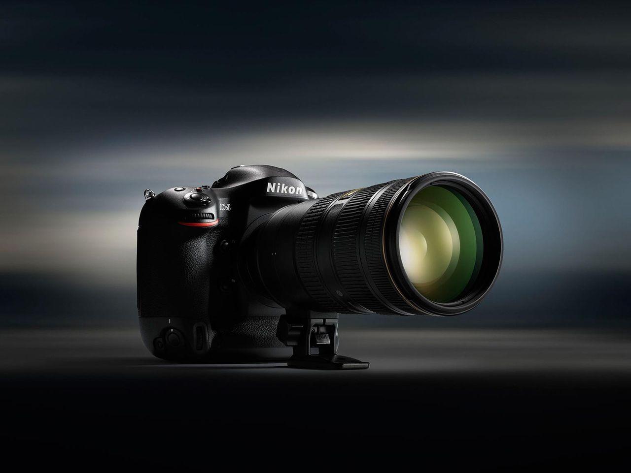 Nikon D5 kan få 173 autofokuspunkter