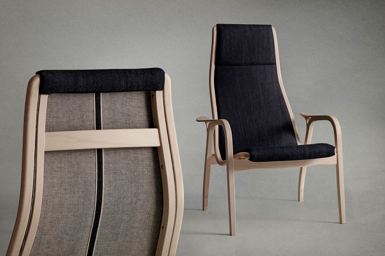 Stol + jeans = svenskt mästerverk