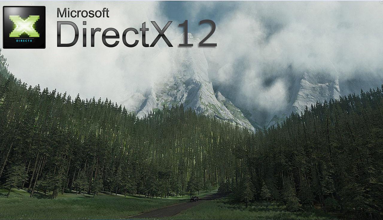 DirectX 12 visar stor potential i tidiga tester