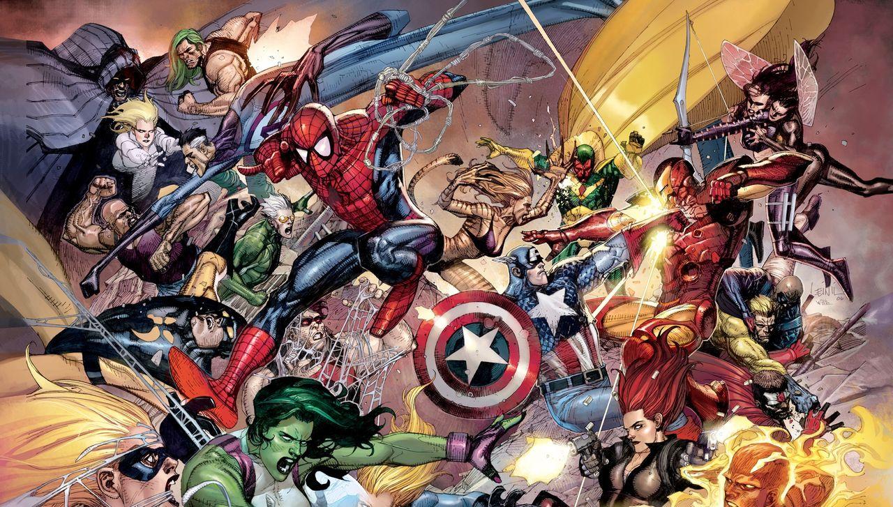 Spindelmannen till Marvel Studios