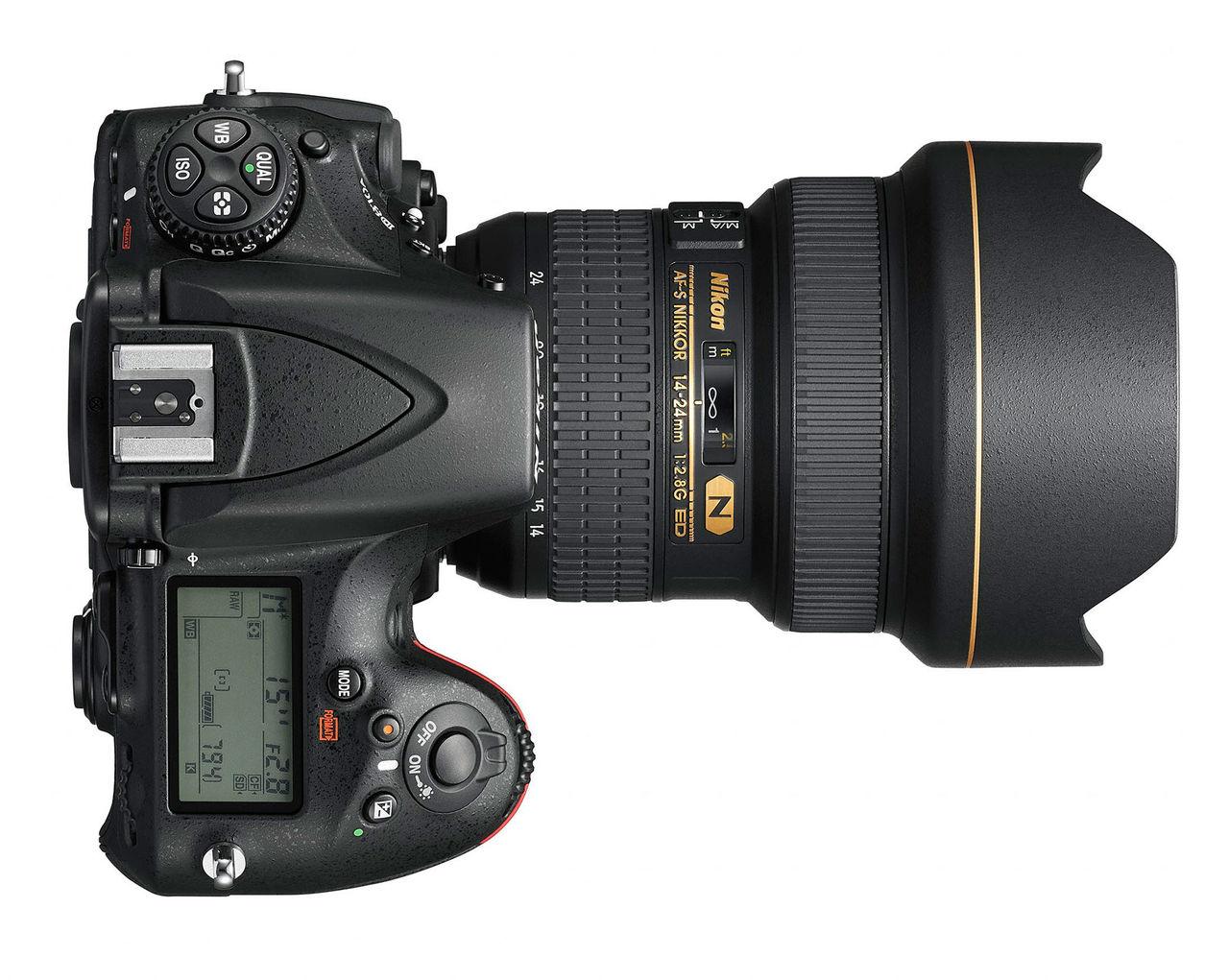 Nikons nya kamera är specialiserad på astronomifoto