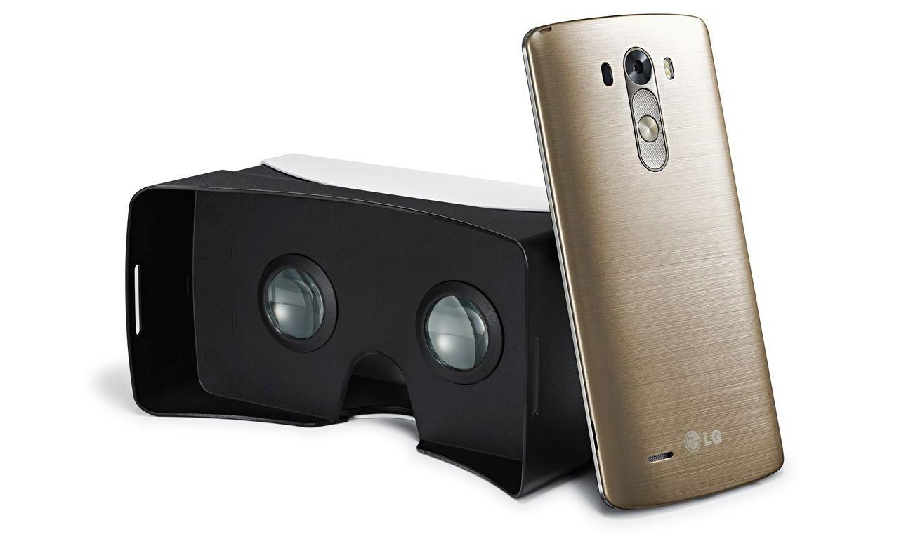 LG släpper också VR-brillor