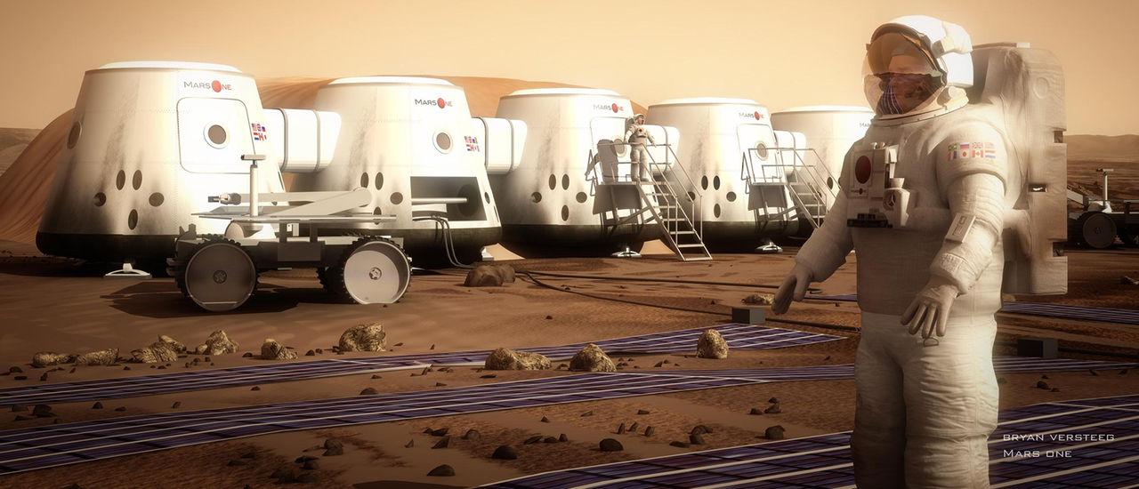 Inga svenskar till Mars med Mars One