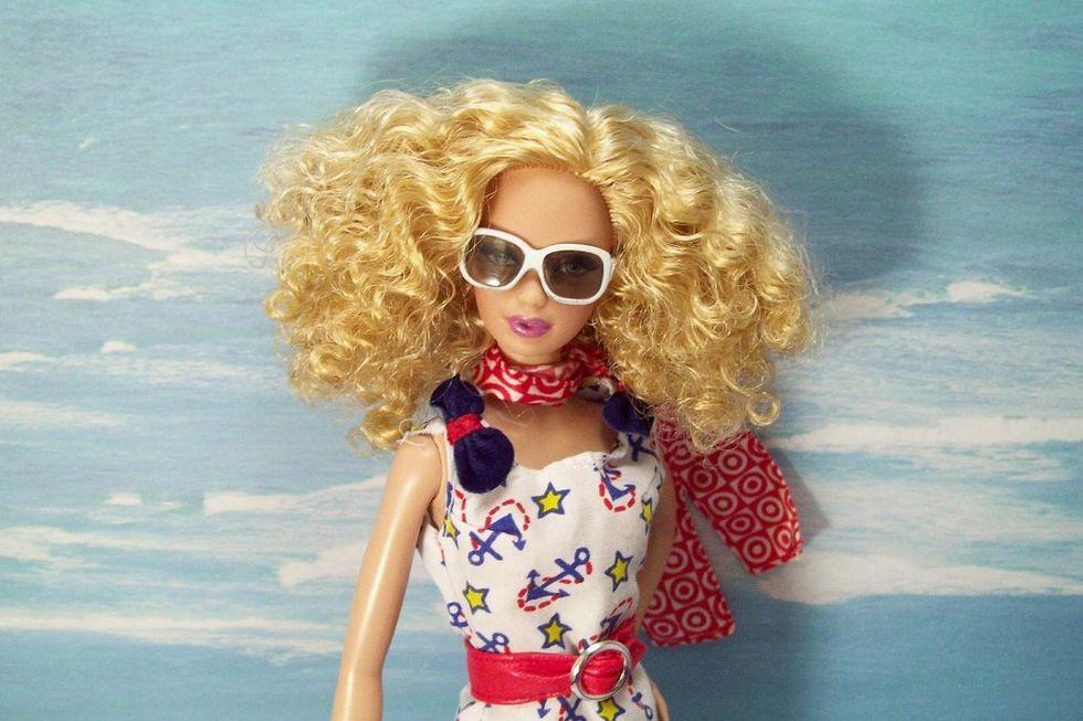 Nu kan Barbie prata