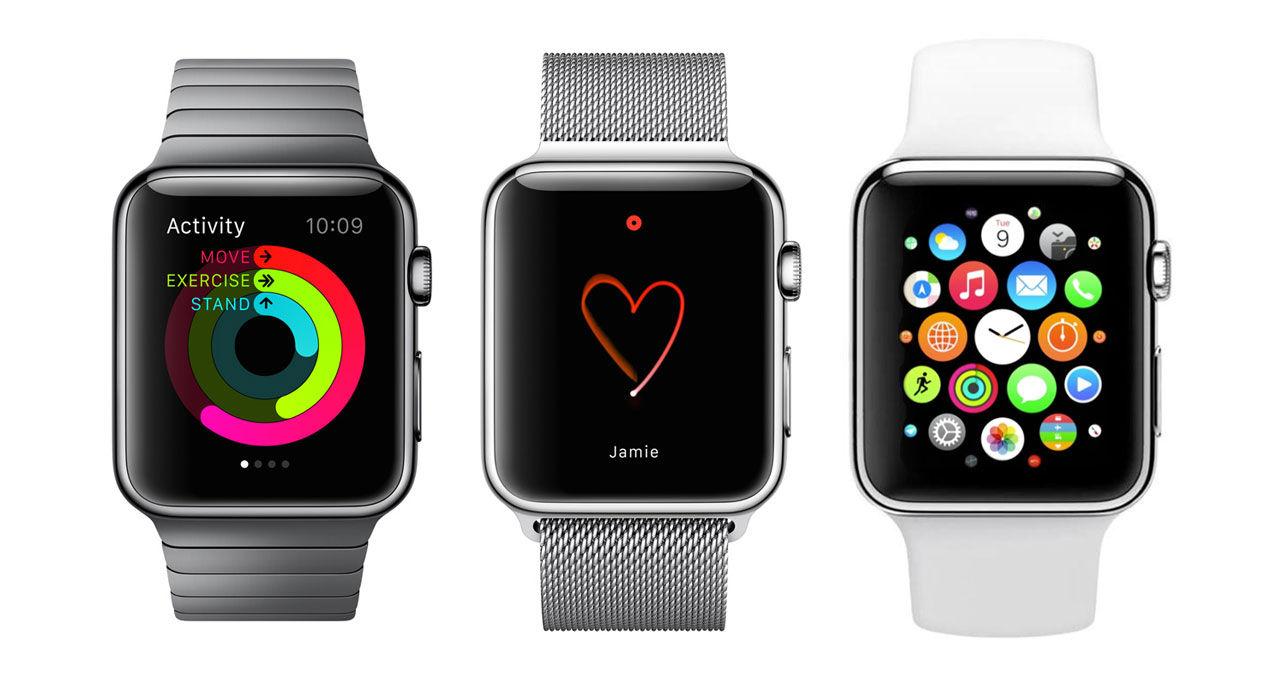 Apple har beställt fem miljoner Apple Watch