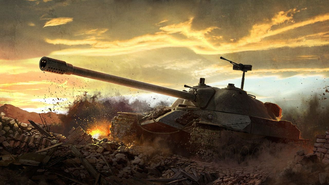 World of Tanks till Xbox One