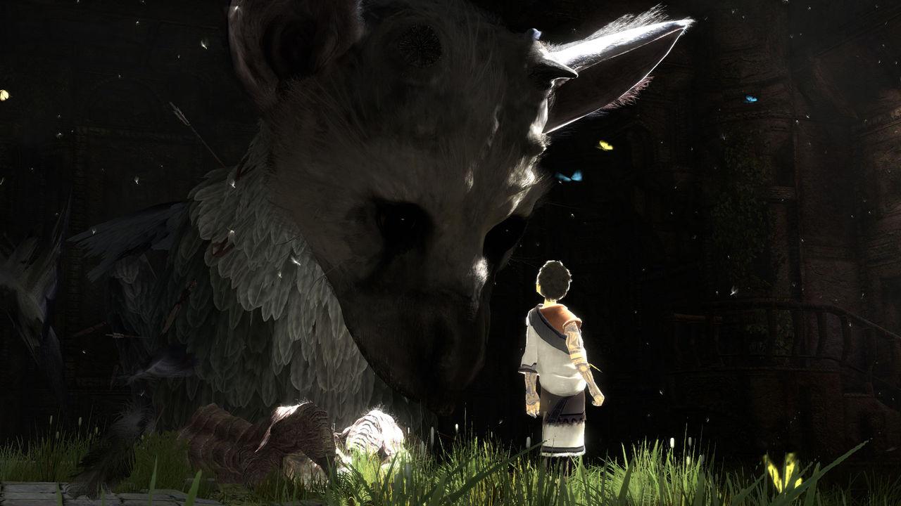 Sony vill återuppliva varumärket The Last Guardian