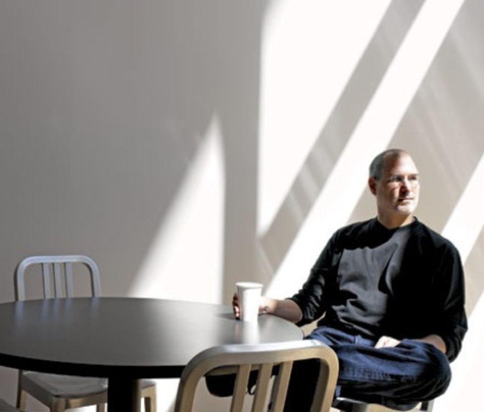 Steve Jobs är mäktigast