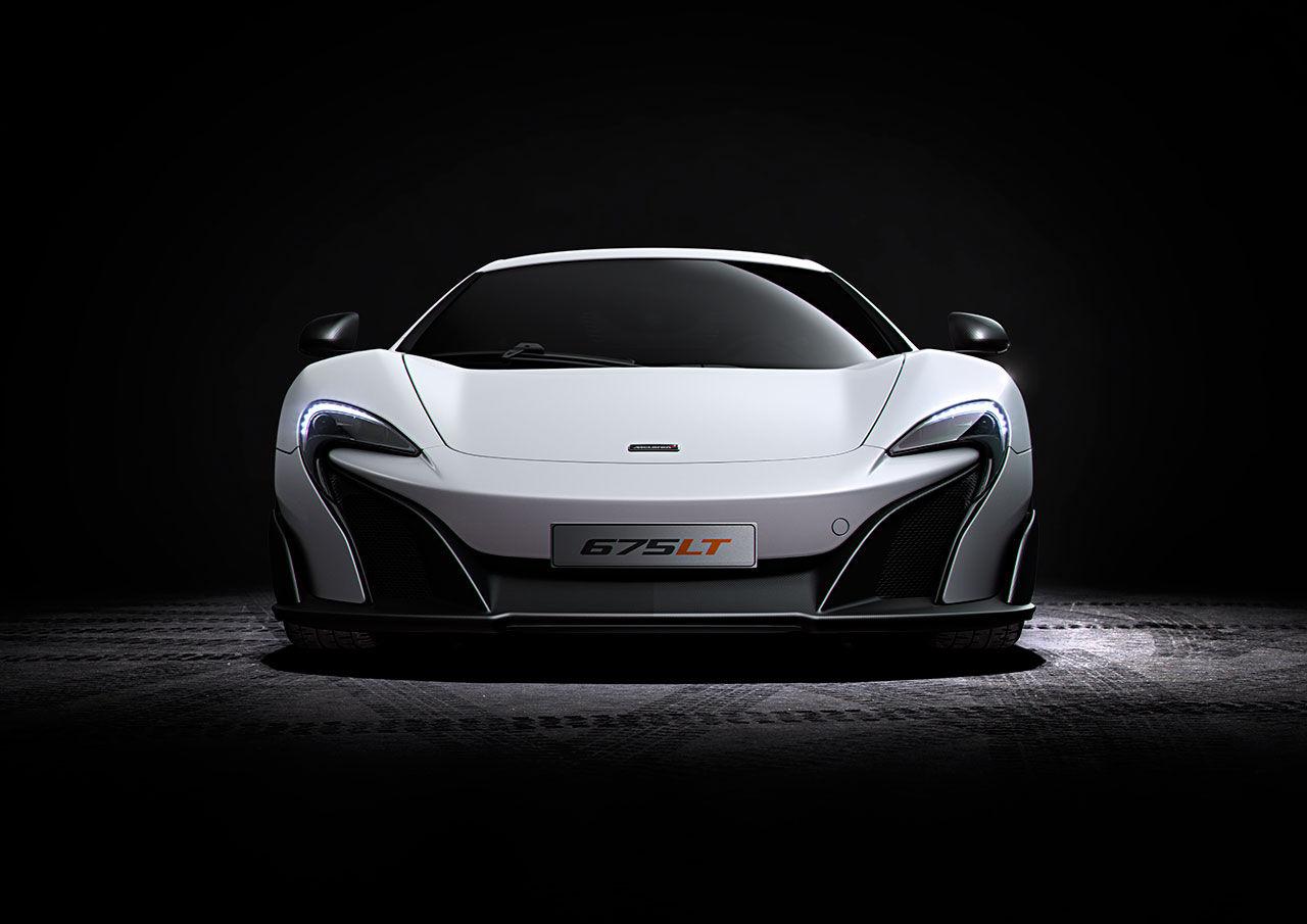 McLaren presenterar 675LT