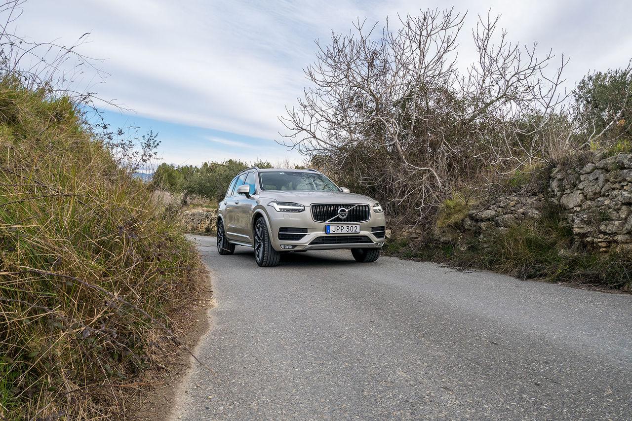 Så är Volvo XC90 att köra