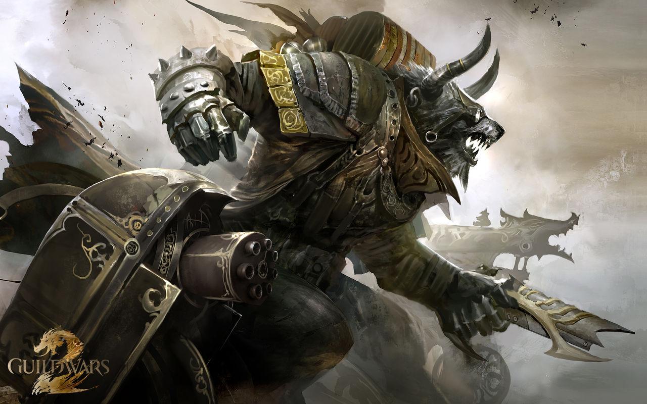 Guild Wars 2 får förstapersonsvy