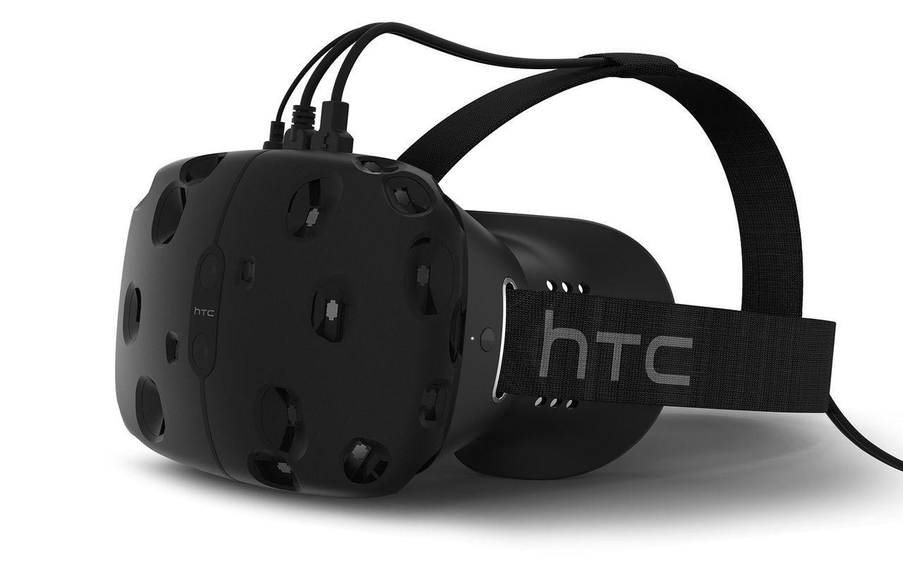 HTC visar upp HTC Vive