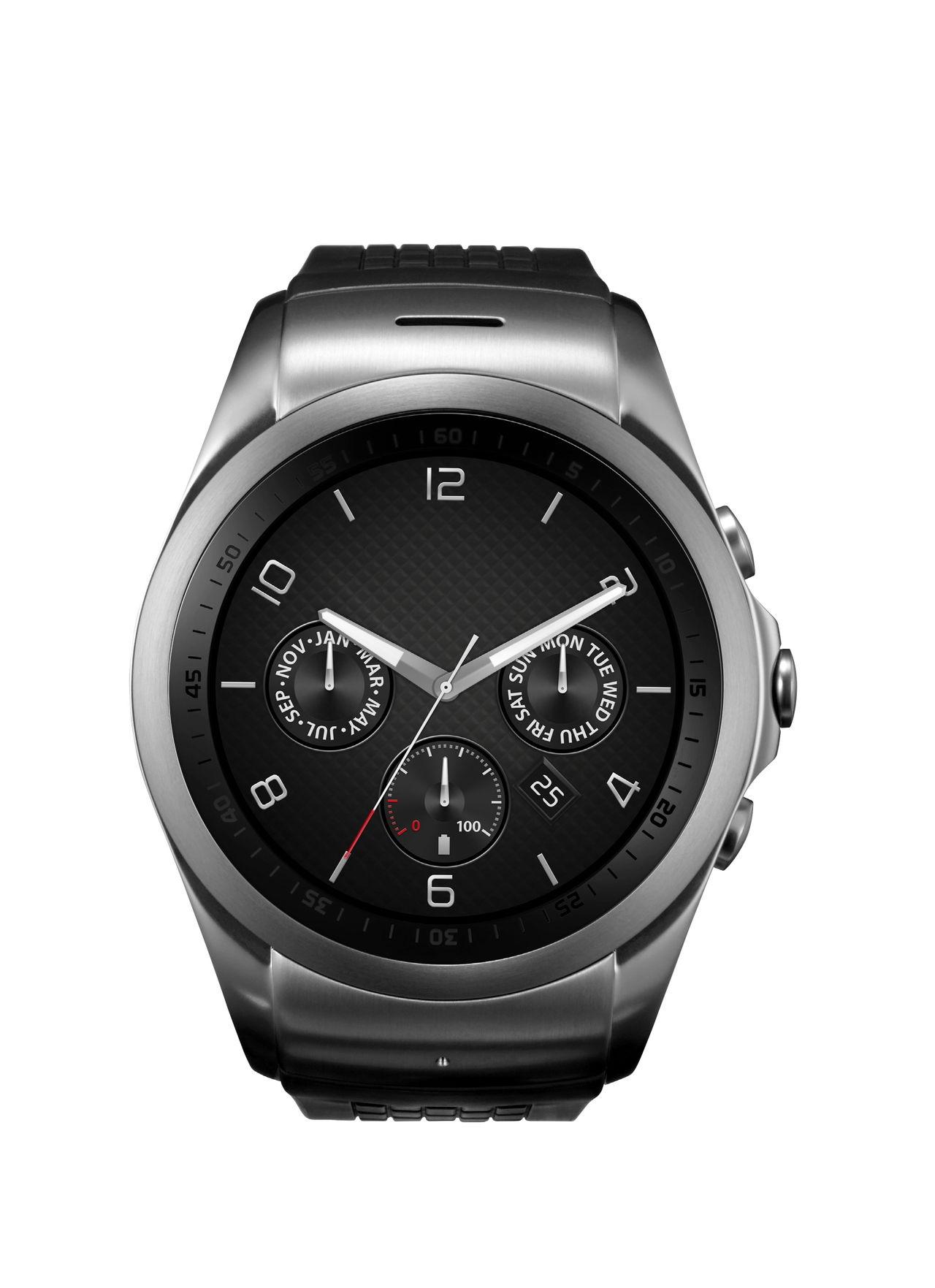 Svenskt pris på LG Watch Urbane