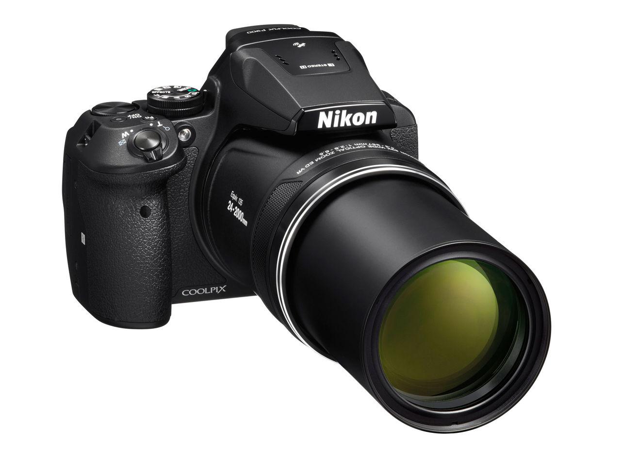 Coolpix P900 från Nikon har grym zoom