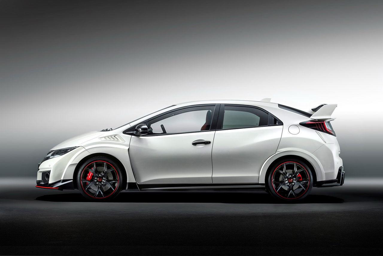 Nya Honda Civic Type R är äntligen här