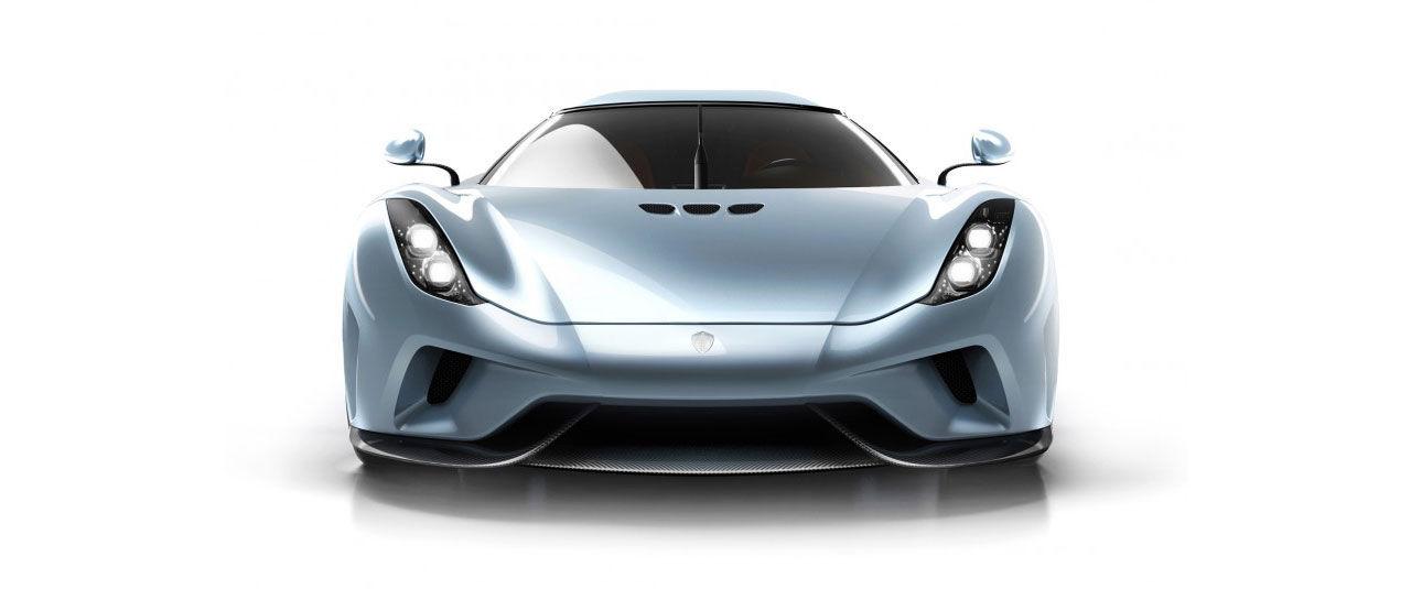 Det här är Koenigseggs galna nyhet Regera