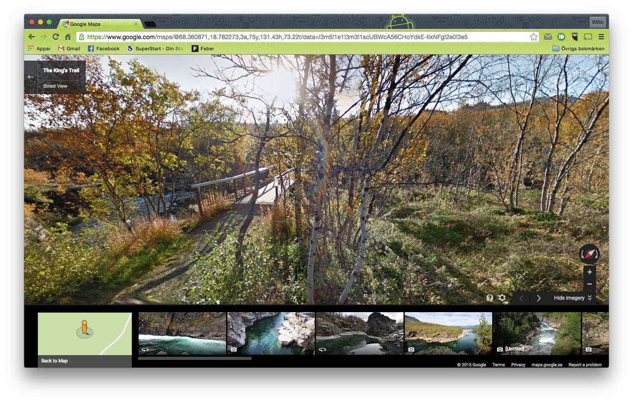 Mycket nytt att utforska i Sverige på Google Maps Street View