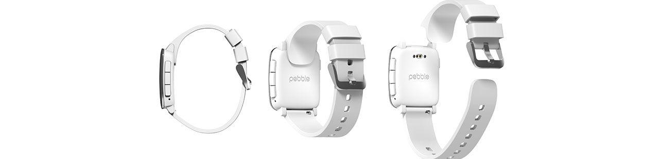 Pebble tar fram smart armbandsfunktion till sina klockor