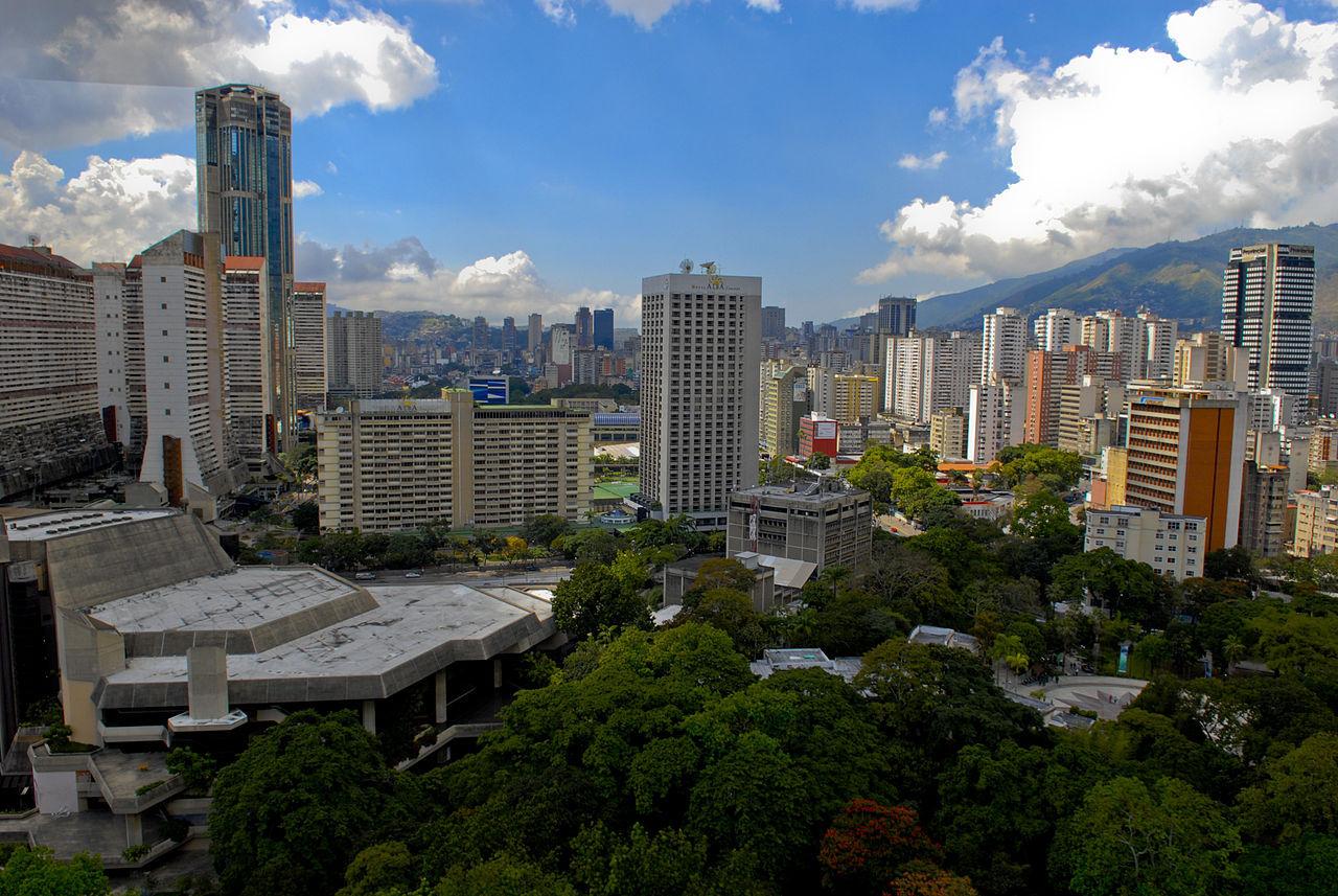 Venezuela eländigaste landet i världen