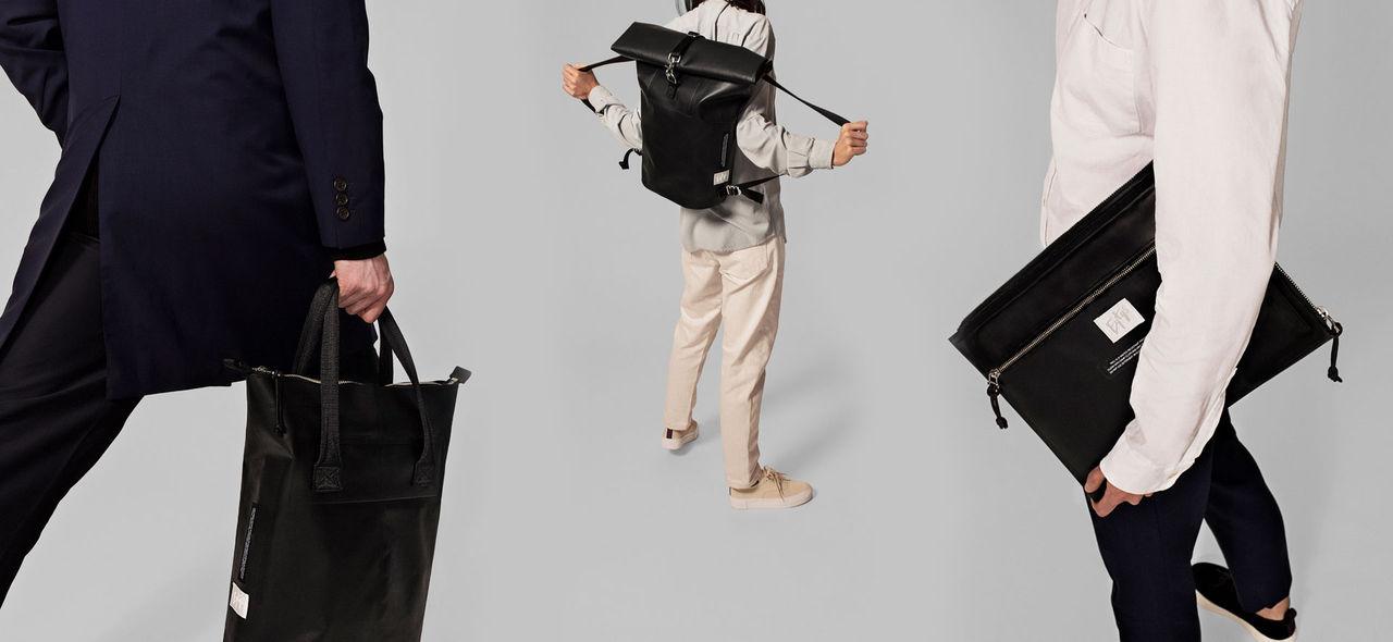 Svenska skomärket Eytys gör väskor