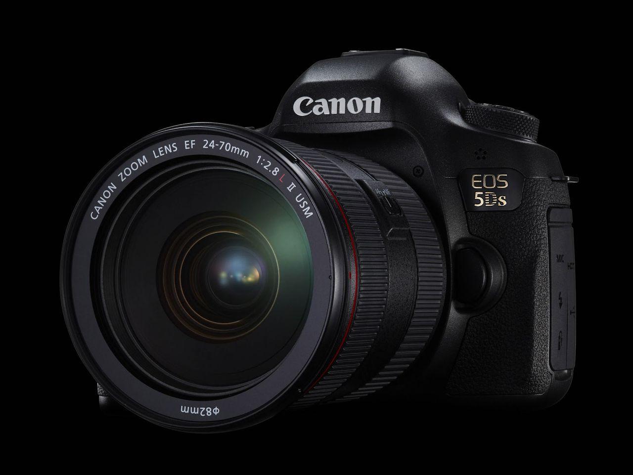Canon 5Ds och 5Ds R släpps 29 juni