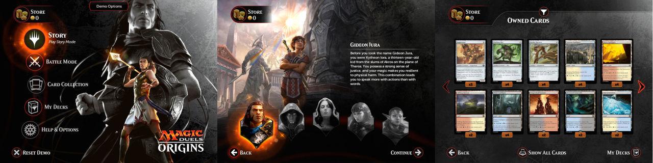 Magic Duels: Origins offentliggjort