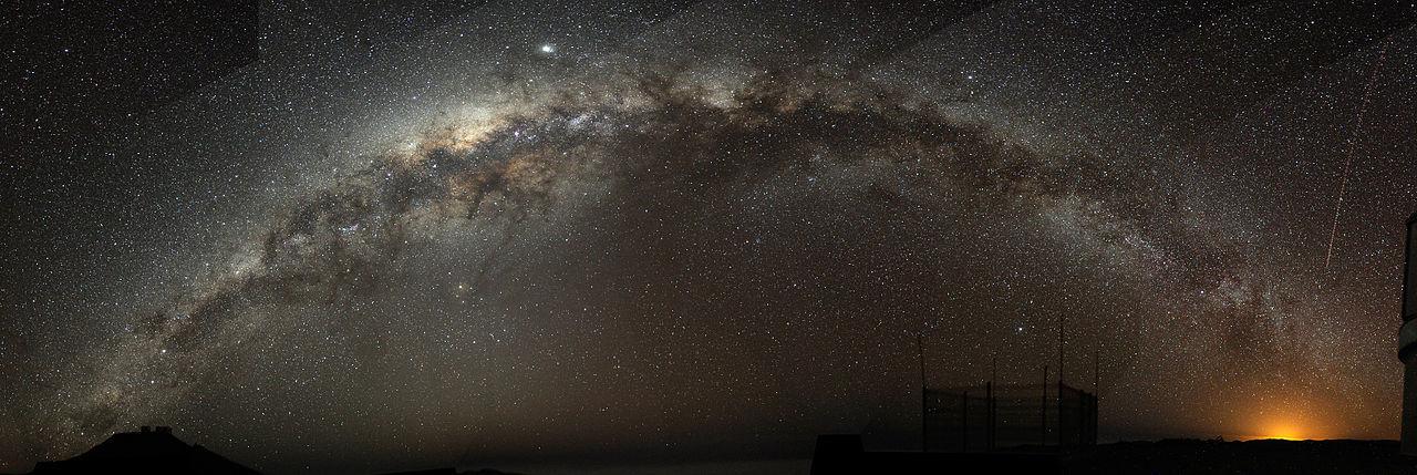 Astronomer hittar stjärna som rör sig enormt snabbt