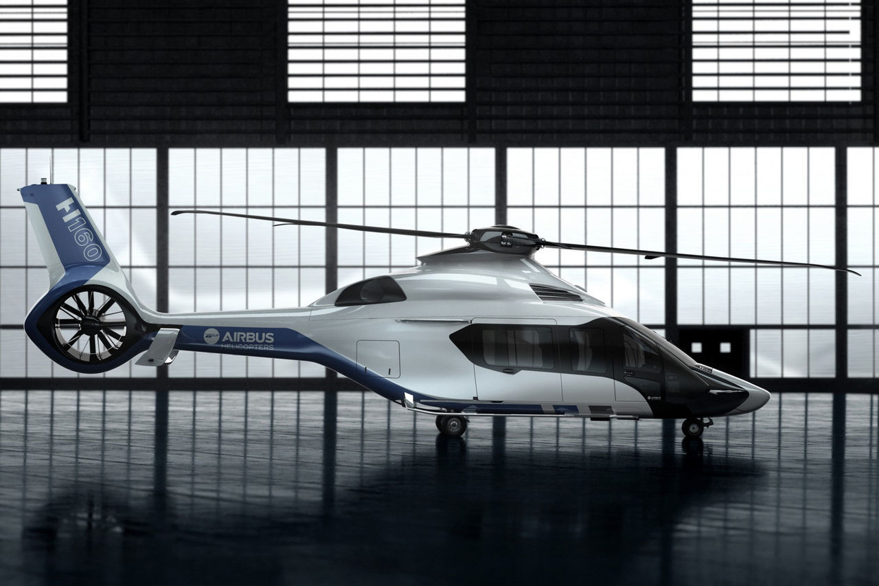 Ny helikopter från Airbus