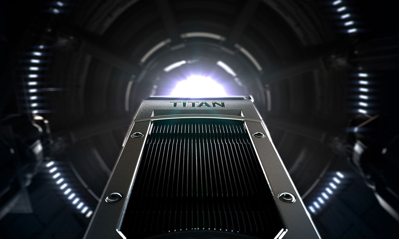 Nvidia presenterar Titan X